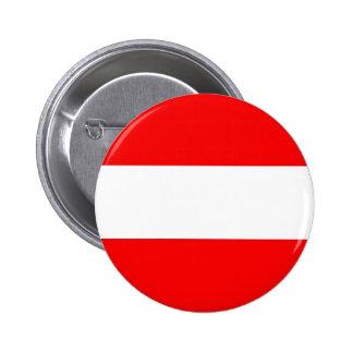 Austria Flag 2 Inch Round Button