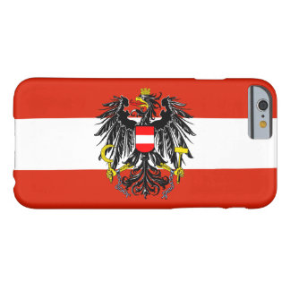 Austria Flag Barely There iPhone 6 Case