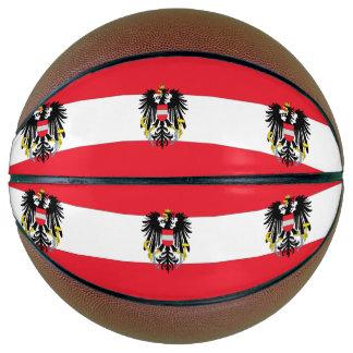 Austria Flag Basketball