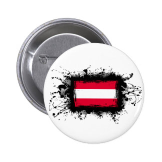 Austria Flag Button