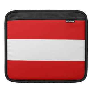 Austria Flag iPad Sleeve