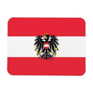 Austria Flag Magnet