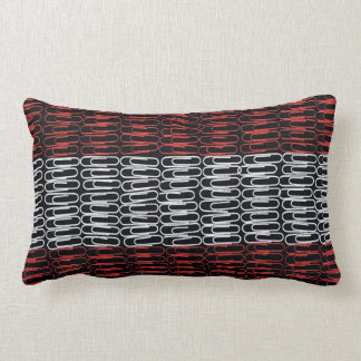 Austria Flag of Paperclips Pillows