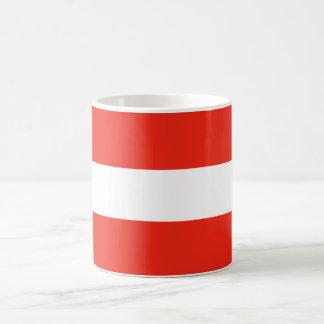 Austria - Flag / Österreich - Flagge Coffee Mug
