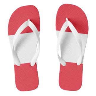 austria flip flops