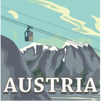 Austria Fotoescultura Vertical