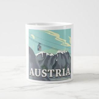 Austria Giant Coffee Mug