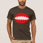Austria Gnarly Flag T-Shirt