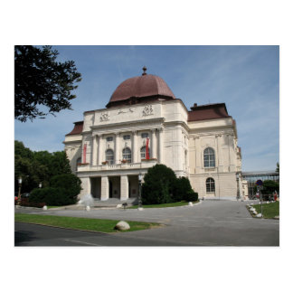 Austria - Graz - Opernhaus