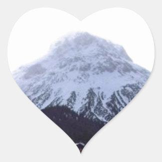 AUSTRIA HEART STICKER