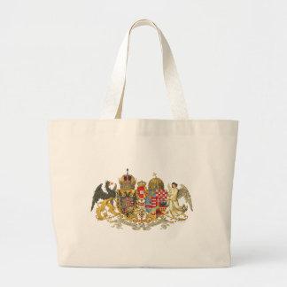 Austria-Hungary (1915-18) - Coat Of Arms Large Tote Bag