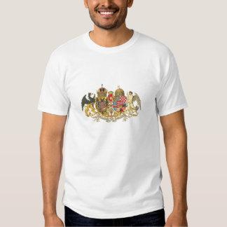 Austria-Hungary (1915-18) - Coat Of Arms T Shirt