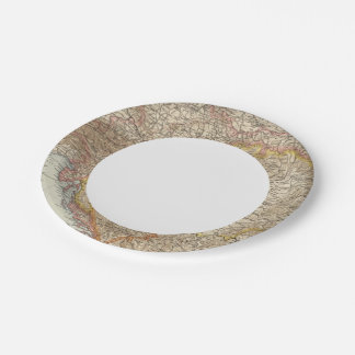 Austria Hungary 2 7 Inch Paper Plate