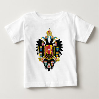 Austria Hungary Coat of Arms (1894-1915) Baby T-Shirt