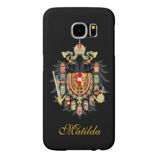 Austria Hungary Empire PERSONALIZED Samsung Galaxy S6 Cases