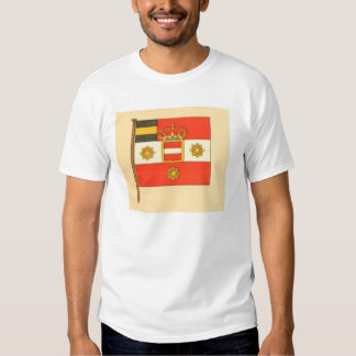 Austria-Hungary general officers' flag t-shirt