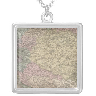Austria Hungary Silver Plated Necklace