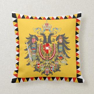 Austria Hungary Throw Pillows