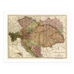 Austria-HungaryPanoramic MapAustria-Hungary Postcards