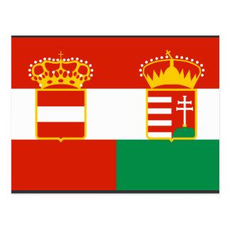Austria Hungría 1869 1918, Hungría Postal