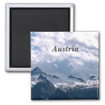 Austria Imán Cuadrado