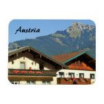 Austria - imán del recuerdo
