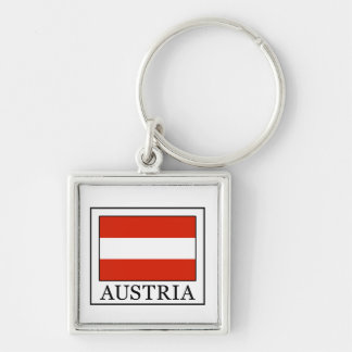 Austria keychain
