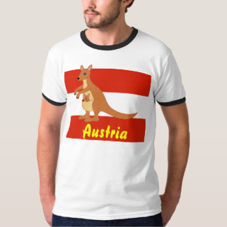 Austria, land of the kangaroos T-Shirt