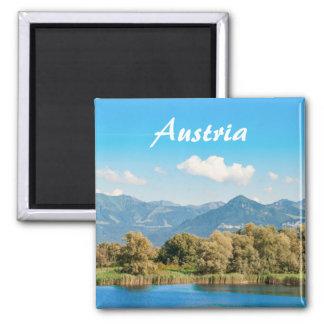 Austria Landscape Souvenir Magnet