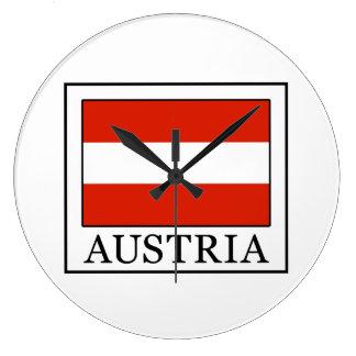 Austria Large Clock