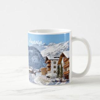 Austria, Lech am Arlberg - Souvenir Mug