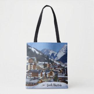 Austria Lech am Arlberg Souvenir Tote Bag