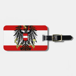 Austria Tag For Bags