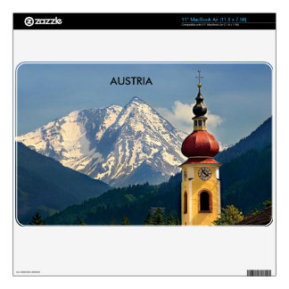 AUSTRIA MacBook SKINS