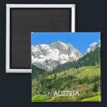 """AUSTRIA, MAGNET<br><div class=""""desc"""">AUSTRIAN ALPS</div>"""