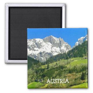 AUSTRIA REFRIGERATOR MAGNETS