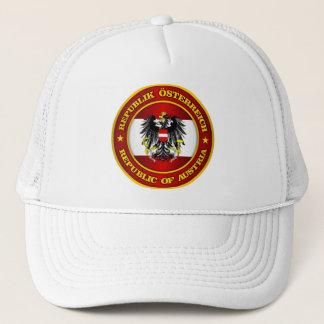 Austria Medallion Trucker Hat