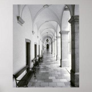 Austria, Melk. Abadía de Melk, Austria mejor Póster