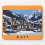 Austria-mousepad Tapetes De Ratón