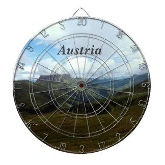 Austria Moutains Tabla Dardos