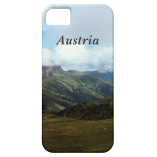 Austria Moutains iPhone 5 Protector