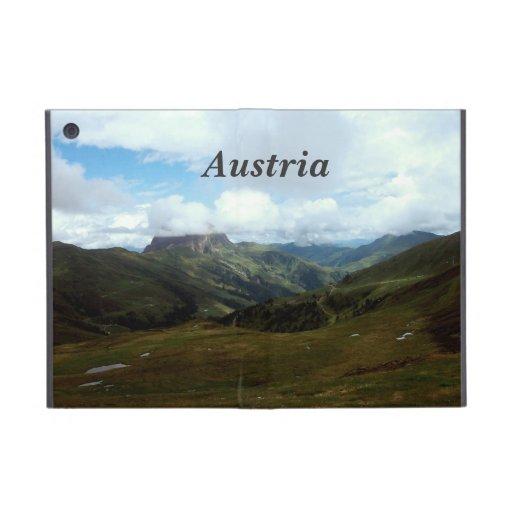 Austria Moutains Covers For iPad Mini