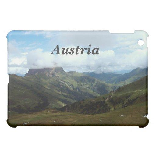 Austria Moutains iPad Mini Cover