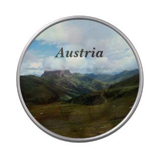 Austria Moutains Jarrones De Caramelos