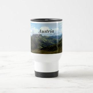 Austria Moutains Coffee Mug