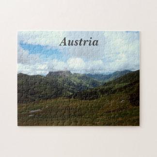 Austria Moutains Puzzles Con Fotos