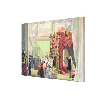 Austria No. 1, from 'Dickinson's Comprehensive Pic Gallery Wrapped Canvas