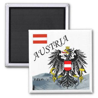Austria - Osterreich Imanes Para Frigoríficos