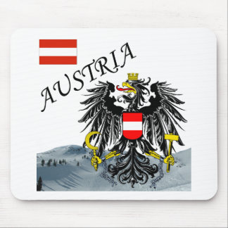 Austria - Osterreich Mouse Pad