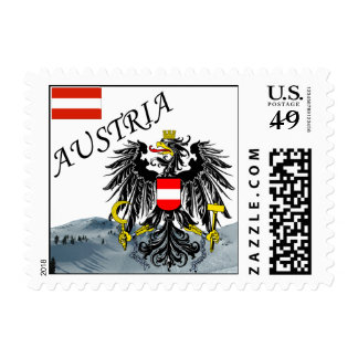 Austria - Osterreich Sellos